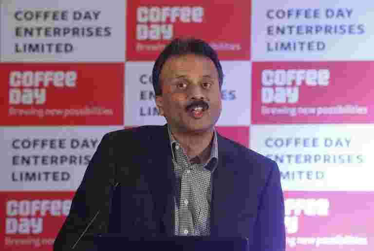 据报道称,咖啡日的vg siddhartha寻求从可乐的10,000卢比估价达到8,000卢比