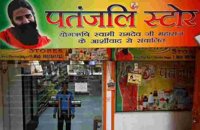 NCLT清除Patanjali Ayurved的4350亿卢比竞标,接管Ruchi Soya