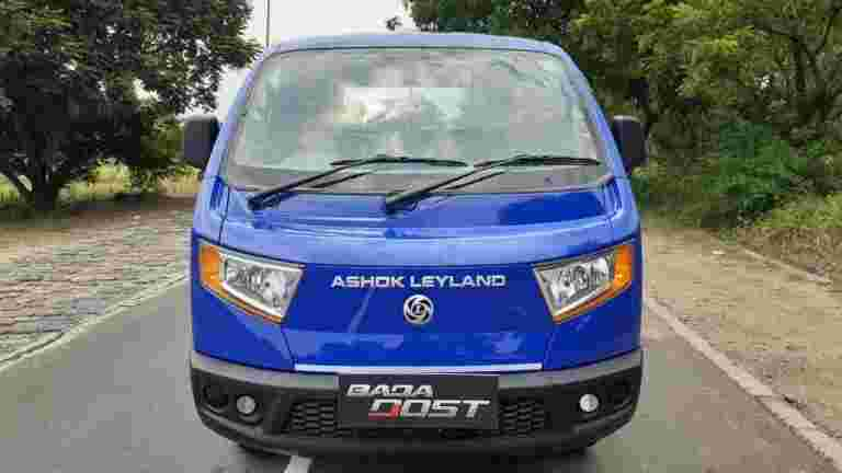 Ashok Leyland股价增加了7%的计划为绿色运输解决方案创建两个子公司