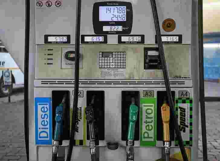 汽油,柴油价格周三不变;在这里查看价格