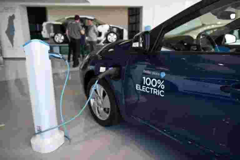 奥拉电气在第一次融资中提高了400亿卢比