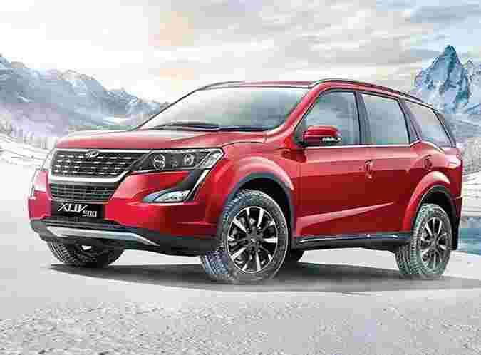 mahindra xuv700:这是汽车制造商最新的7座SUV的名称