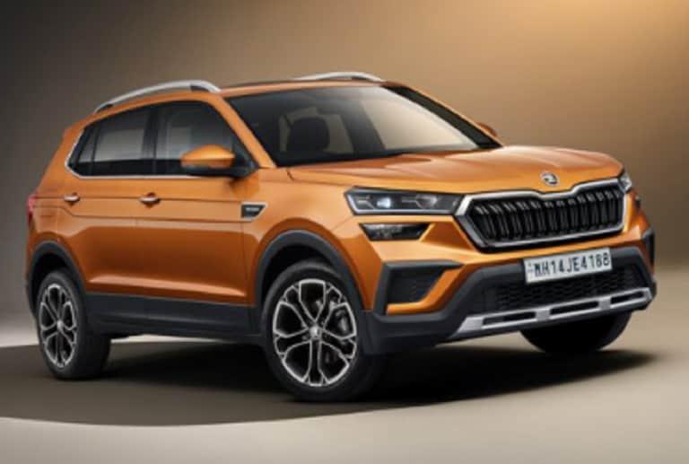 斯柯达推出紧凑型SUV Kushaq;计划每年在印度销售1万辆汽车