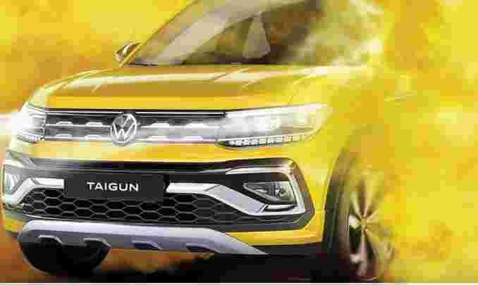 大众推出生产规范Taigun SUV,旨在节日前季节发射