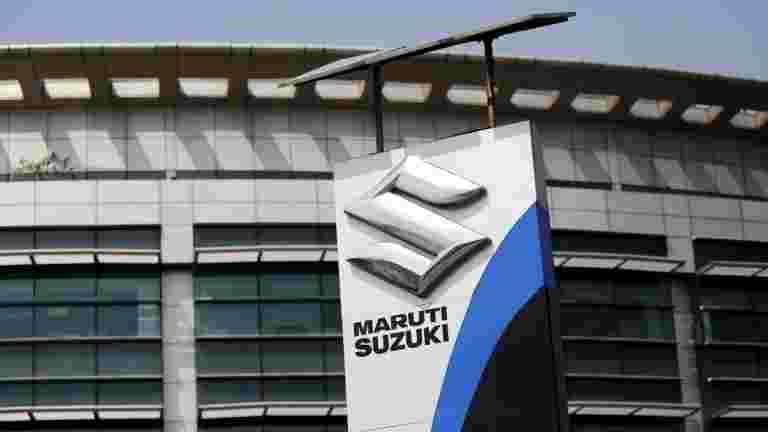 Maruti Suzuki总计2月销售额增长11.8%至1.64万卢比单位