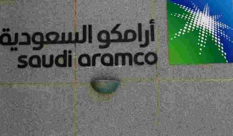 沙特阿美眼睛在依赖行业中股权