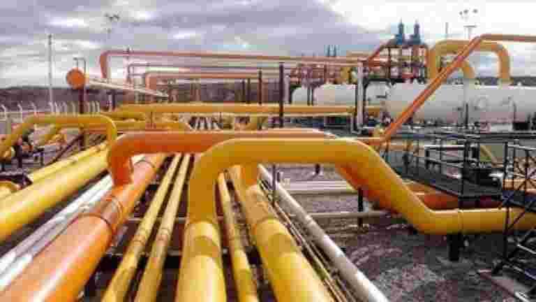 PNGRB问题概念论文来决定城市天然气分销网络的运输速度,CNG