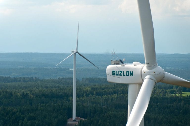 Suzlon Energy完成债务重组,银行急剧发型