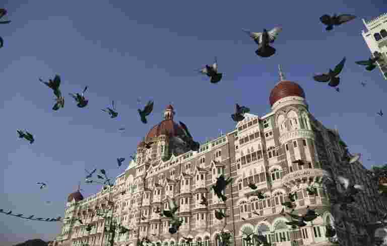 回忆落后十年后的孟买恐怖混蛋后十年