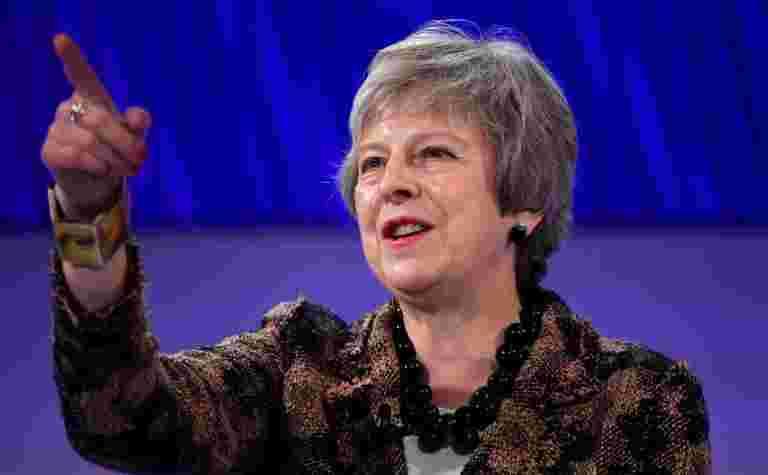 英国的Theresa可能会在议会中面临布雷克人的真理时刻