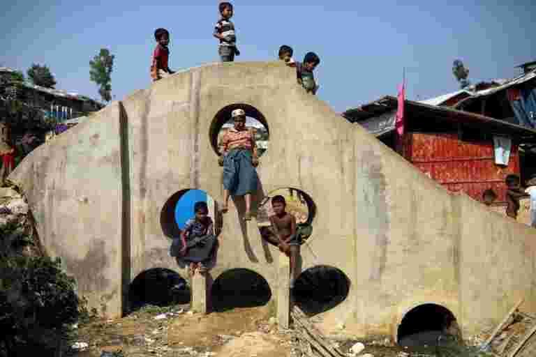 联合国儿童基金会表示,数百万贫困的城市儿童比农村同龄人更糟糕