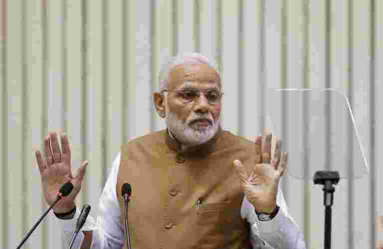 贸易商身体CAIT在发信给PM Narendra Modi的情况下提出各种要求